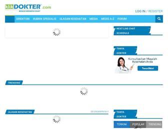 klikdokter.com screenshot