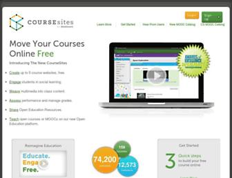 Thumbshot of Coursesites.com