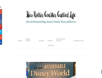 Thumbshot of Thisrollercoastercalledlife.com