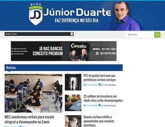 wwwjuniorduarte.blogspot.com screenshot