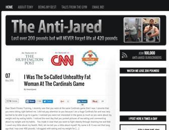 Thumbshot of Theantijared.com