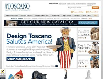 Thumbshot of Designtoscano.com