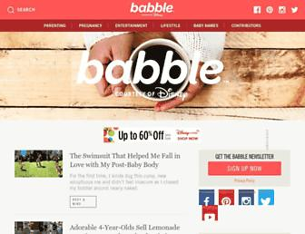 Thumbshot of Babble.com