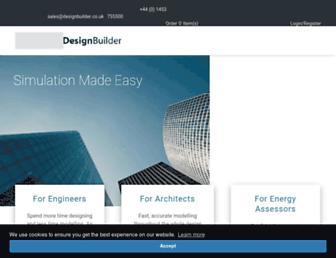 designbuilder.com screenshot
