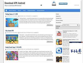 androidappdrawer.blogspot.com screenshot