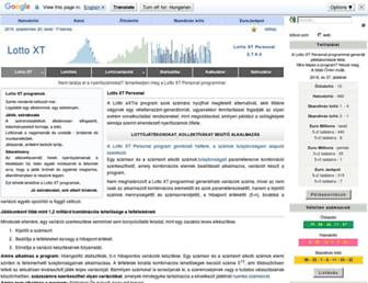 lottoxt.com screenshot