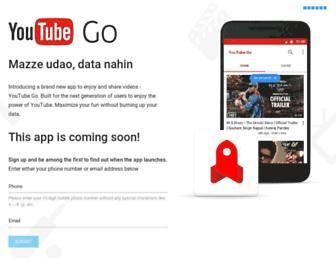 youtubego.com screenshot