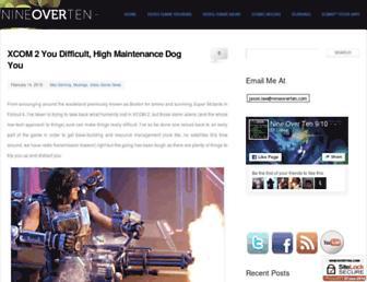 nineoverten.com screenshot