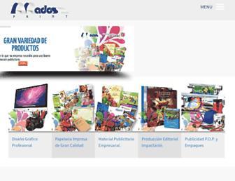 madosprint.com screenshot