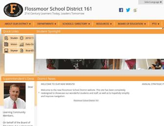 sd161.org screenshot