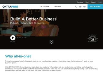 Thumbshot of Ontraport.net