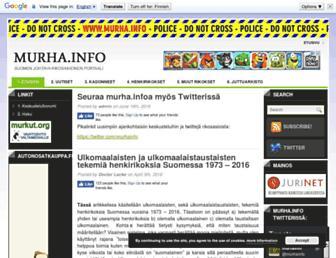 Fullscreen thumbnail of murha.info