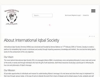 iqbal.com.pk screenshot