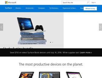 Thumbshot of Surface.com