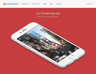 Thumbshot of Uniprogy.com