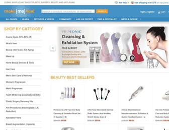 Thumbshot of Makemeheal.com
