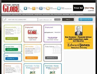 marketplace.joplinglobe.com screenshot