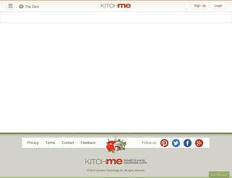 kitchme.com screenshot