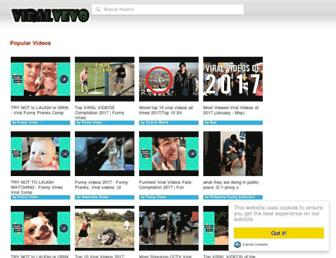 viralvevo.com screenshot