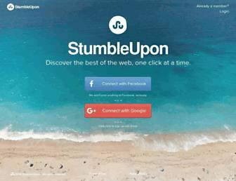 Thumbshot of Stumbleupon.com