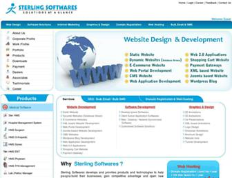 sterlingsoftwares.com screenshot