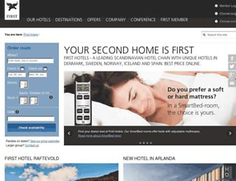 Thumbshot of Firsthotels.com