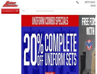 Thumbshot of Uniformswarehouse.com