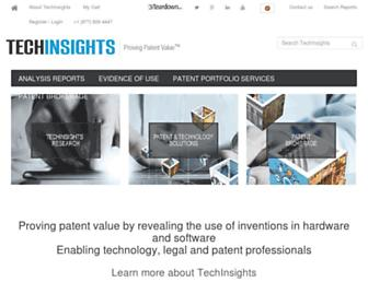 Thumbshot of Techinsights.com