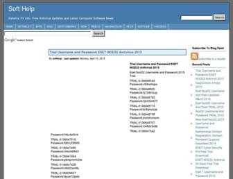 softhelp.us screenshot