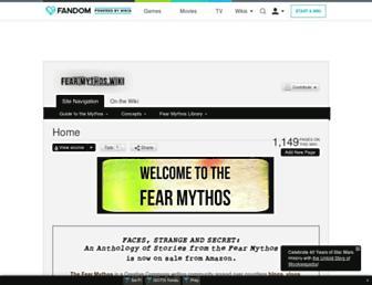 thefearmythos.wikia.com screenshot