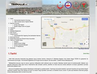 yenimahalle.net screenshot