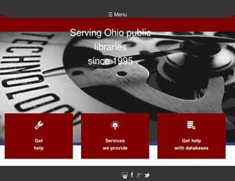 oplin.org screenshot