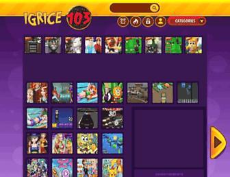 igrice103.com screenshot