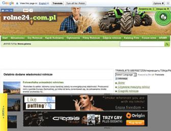 Thumbshot of Rolne24.com.pl