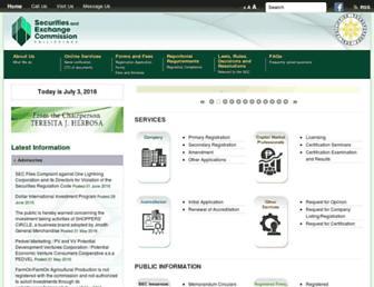 sec.gov.ph screenshot