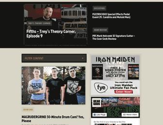 geargods.net screenshot