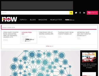 associationsnow.com screenshot