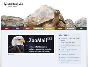 Thumbshot of Stlzoo.org
