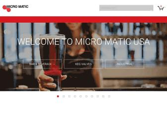 Thumbshot of Micromatic.com