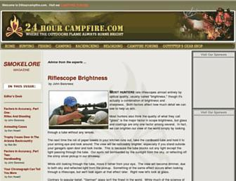 Thumbshot of 24hourcampfire.com