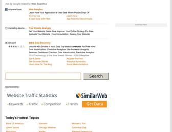 trafficestimate.com screenshot