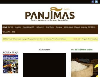 panjimas.com screenshot