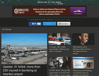 Thumbshot of Bringmethenews.com