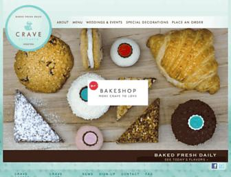 cravecupcakes.com screenshot