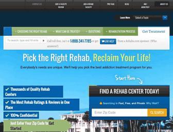 Thumbshot of Rehabs.com