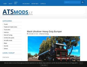 atsmods.lt screenshot