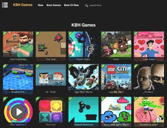 kbhgames.com screenshot