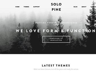 Thumbshot of Solopine.com