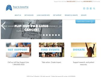 Thumbshot of Nationallungcancerpartnership.org