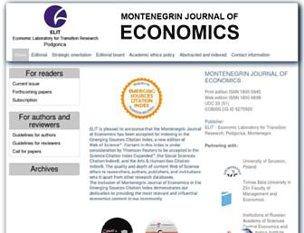 mnje.com screenshot